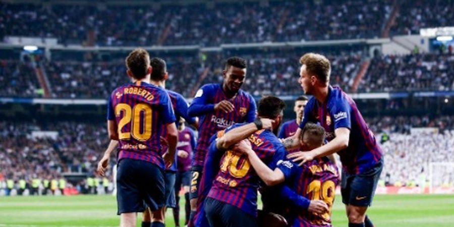 Rekap El Clasico - Messi Berkorban untuk Suarez, Media Madrid Jelekkan Sang Megabintang