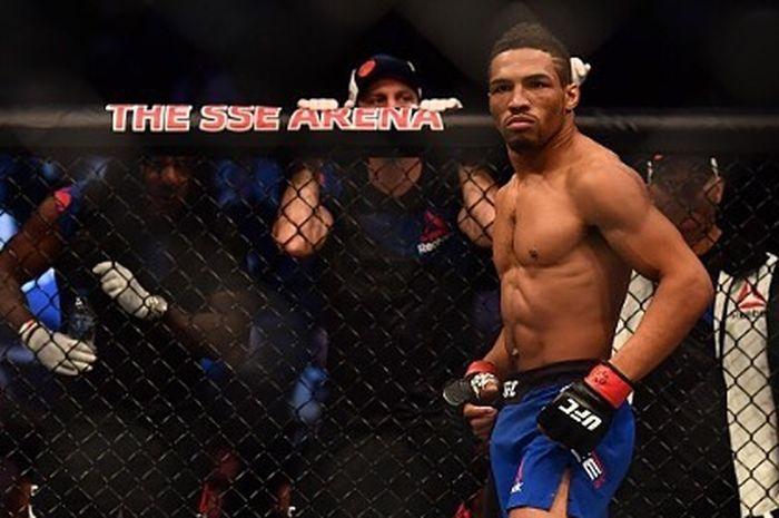 Kevin Lee, petarung UFC yang rencananya berduel di jadwal Conor McGregor vs Dustin Poirier.