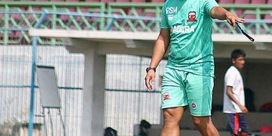 Pesan Rasiman untuk Fan Jelang Laga Madura United Vs Barito Putera