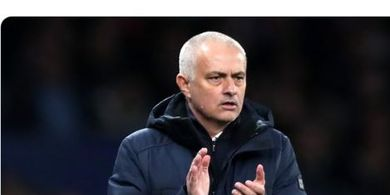 Liga Inggris Dimulai Lagi, Mourinho Ingatkan Para Penggemar untuk Tak Berekspektasi Lebih