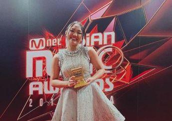 Curhat Marion Jola Usai Sabet Penghargaan Best New Asian Artist dari Indonesia di MAMA 2018