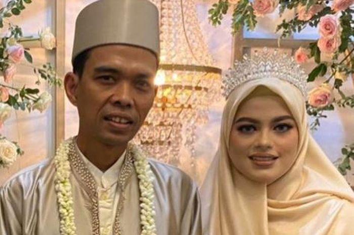 Ustaz Abdul Somad Resmi Menikah, Ini Kisah Cinta UAS dan ...