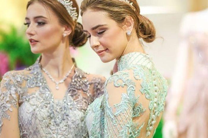 Tren Model Kebaya Modern 2019 untuk Lamaran Menurut Fashion Desainer