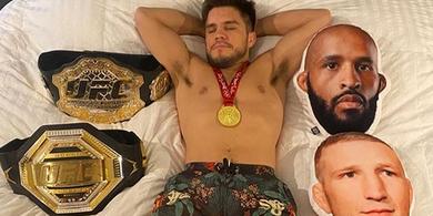 Cuma Mantan Petarung UFC Ini yang Raih Penghargaan Meski Sudah Tidak Bertarung