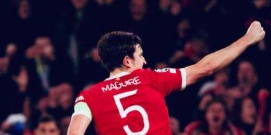Harry Maguire: Manchester United Memang Layak Menang Lawan Atalanta