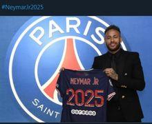Kontrak Baru Gaji Rp500 Miliar Lebih Per Tahun, Neymar: Saya Sudah Banyak Berubah!
