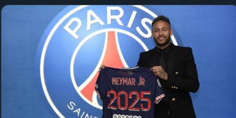 Teken Kontrak Baru di PSG, Neymar Bukan Apa-apa Tanpa Kylian Mbappe