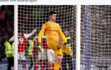 Tampil Loyo di Chelsea, Kepa Jadi Kiper Terburuk Liga Inggris Sepanjang Masa