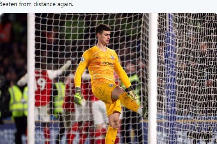Menjelang final Piala FA, Thomas Tuchel mengindikasikan akan memainkan kiper termahal di dunia, Kepa Arrizabalaga.