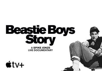 Apple TV+ Tunda Perilisan Film Dokumenter 'Beastie Boys Story' di IMAX