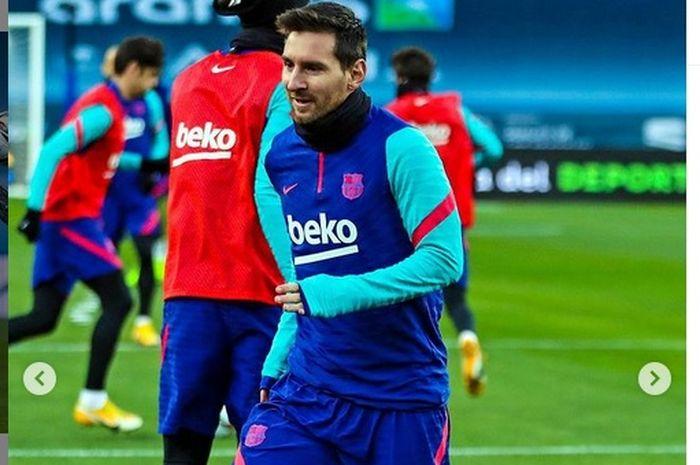Teka-Teki Tampil Tidaknya Lionel Messi di Final Piala ...