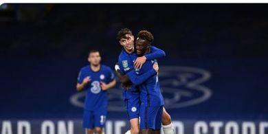 Hasil Piala Liga Inggris, Anak Muda 1,3 Triliun Ukir Sejarah dan Kejar Messi-Ronaldo, Chelsea Menang 6-0