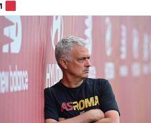 Jose Mourinho Rangkai Strategi Baru untuk Kembangkan Level AS Roma!