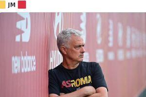 Henrikh Mkhitaryan Sebut Jose Mourinho Tak Peduli jika AS Roma Main Jelek