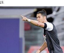 Pamer Baju Senilai 21,9 Juta, Ronaldo Bikin Leonardo Bonucci Tepuk Jidat