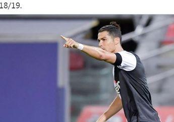 Cristiano Ronaldo Pemilik Jam Tangan Rolex Termahal dalam Sejarah, Rp6,5 Miliar!