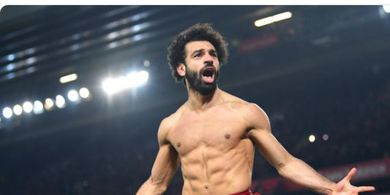 Neville: Liverpool Cuma Batu Loncatan Mo Salah Buat ke Real Madrid