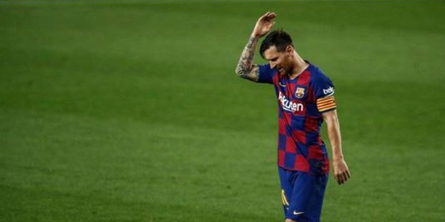 Lionel Messi Berharap ada Perubahan di Seluruh Tim Barcelona
