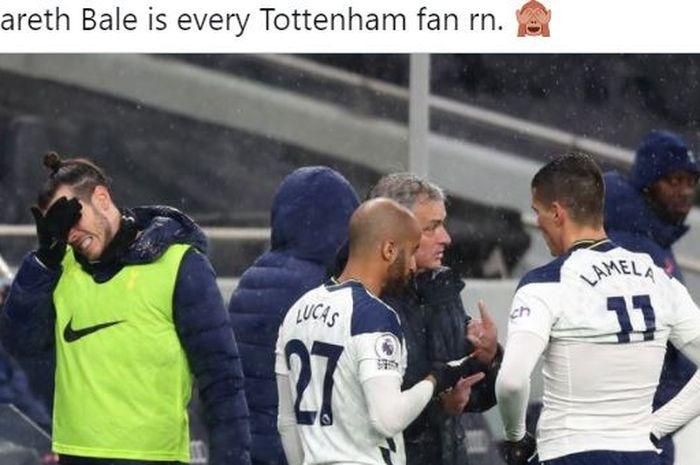 Mantan pemain Tottenham Hotpsur, Jamie O'hara, menyebutkan bahwa hubungan Jose Mourinho dan para pemainnya sedang renggang.