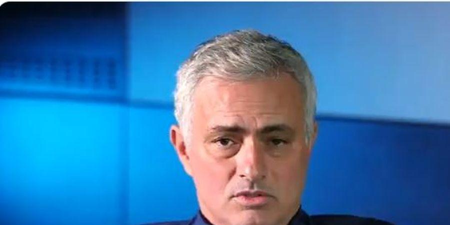 Jelang Lawan Liverpool, Jose Mourinho Bahas Joe Hart Jadi Striker Tottenham