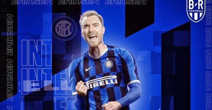 Hasil Liga Europa - Gol Debut Christian Eriksen Bawa Inter Milan Mendekat ke 16 Besar