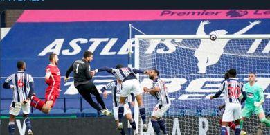 Hasil dan Klasemen Liga Inggris - Gol Langka Kiper Alisson Bikin Liverpool Sekeping Saja dari Zona Liga Champions