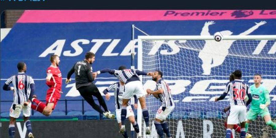 Nangis Usai Cetak Gol Kemenangan Liverpool, Alisson Becker Ungkap Perasaannya