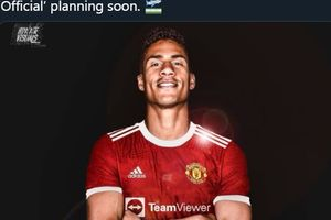 Raphael Varane Datang, Manchester United Jadi Penantang Gelar Juara Liga Inggris