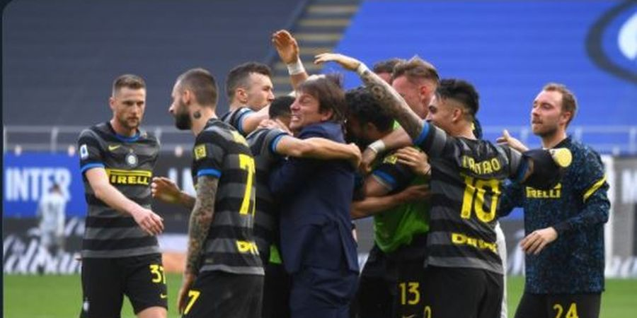 Syarat Inter Milan Juara Liga Italia Pekan Ini: Libas Tim Juru Kunci, Atalanta Gagal Menang