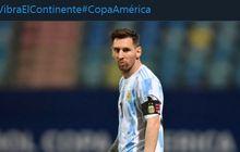 Skill Ajaib Mateo Messi Si Bocah Bar-bar, Warisan dari Sang Ayah?