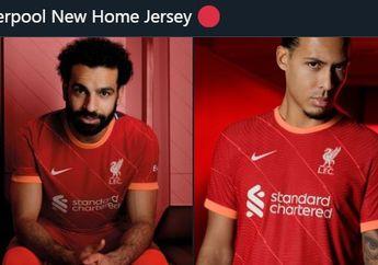 Ada Kabar Baik di Balik Celaan Kostum Baru Liverpool untuk Musim Depan