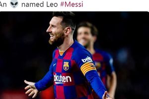 Pamer Tato Wajah Sang Ibu, Messi Malah Jadi Bahan Ejekan Komedian Inggris