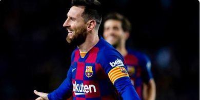 Bek Termahal Barcelona Ungkap Karakter Lionel Messi yang Sesungguhnya