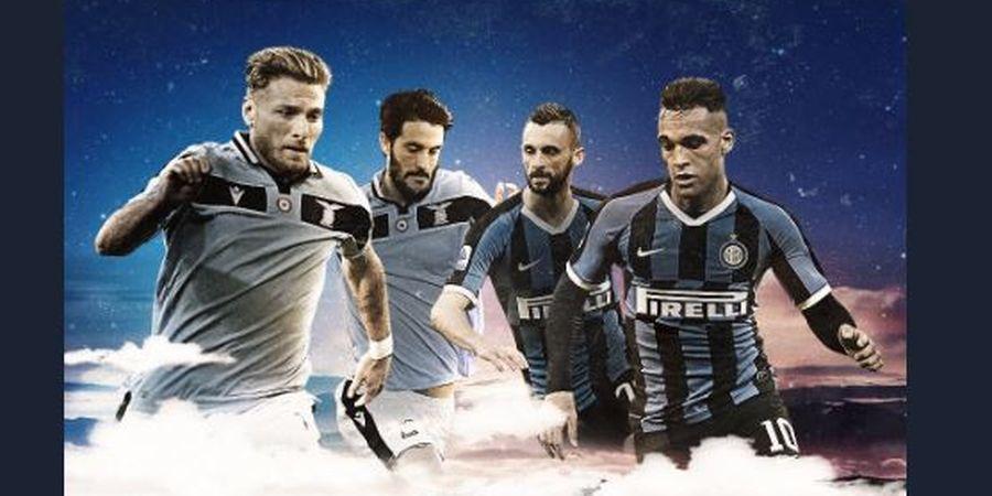Lazio Vs Inter Milan, Kontes Pembuktian Tim Anti-Juventus Sejati