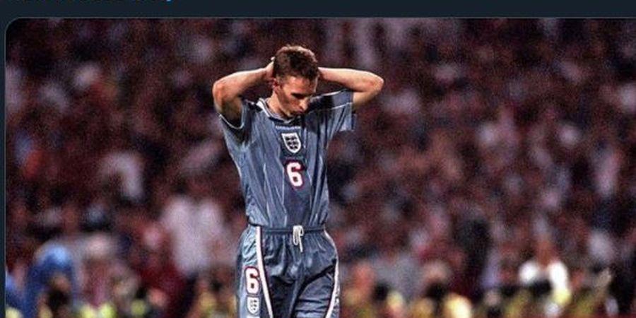 Inggris Vs Denmark, Gareth Southgate Bertekad Akhiri Kutukan Semifinal