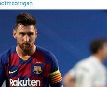 Puji Pelatih Juventus, Pemain Ini Klaim Lionel Messi Butuh Bantuan