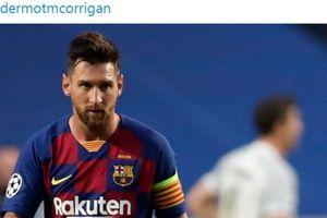 Bandingkan dengan Cristiano Ronaldo, Rivaldo Soroti Kerugian Barcelona jika Lionel Messi Hengkang
