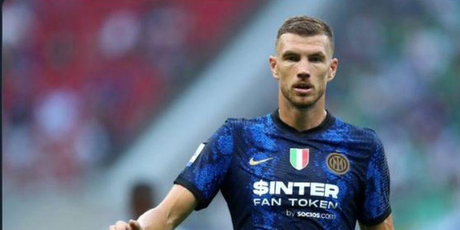 Starting XI Sampdoria Vs Inter Milan - Tamu Andalkan Duet Dzeko-Martinez