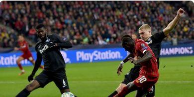 Salzburg Vs Liverpool - The Reds untuk Sementara Lolos sebagai Peringkat 2