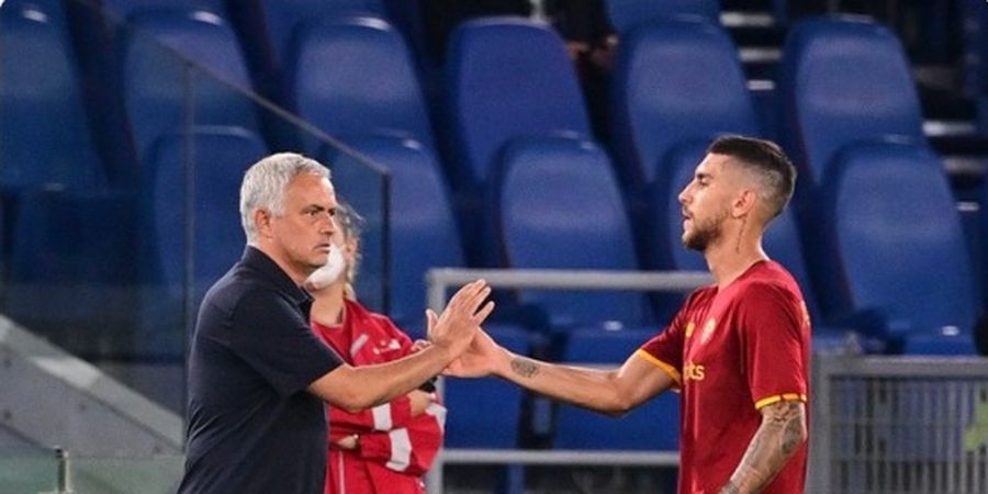 AS Roma Bantai CSKA Sofia, Jose Mourinho Masih Tak Puas dengan Performa I Lupi