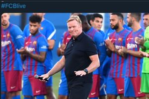Cadiz Vs Barcelona - Duel Penentu Nasib Ronald Koeman