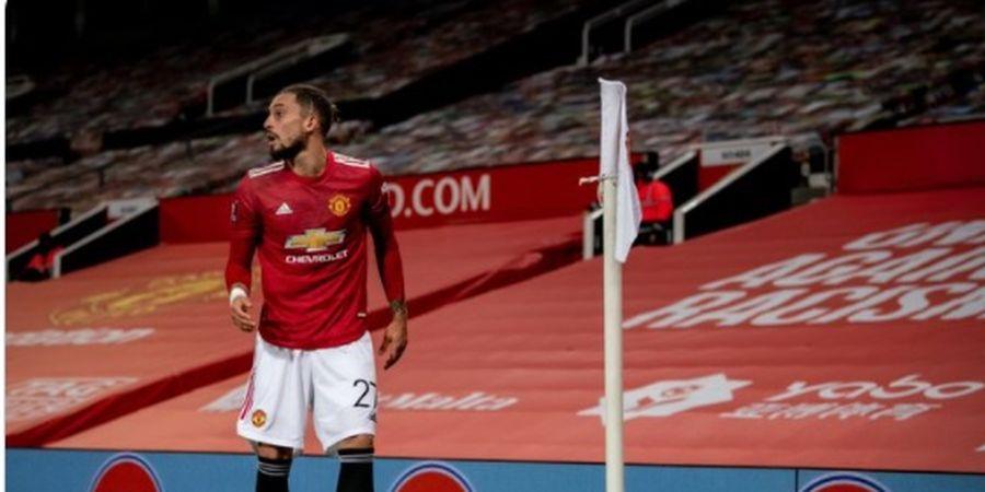 Belum Genap Setahun Bergabung, Alex Telles Akan Dijual Man United