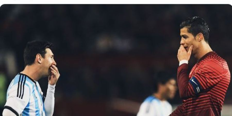 Siap-siap, Messi dan Ronaldo Bisa Satu Tim di Pertandingan Ini