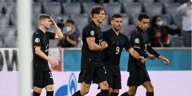 Hasil EURO 2020 - Bangkit dari Dua Kali Ketertinggalan Gol, Jerman Amankan Tiket 16 Besar
