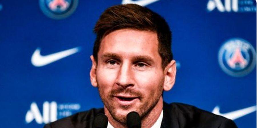 Di Mata Lionel Messi, Ada Satu Pemain PSG Setara Xavi dan Andres Iniesta