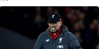Liverpool Kebobolan 8 Kali dari 4 Laga, Juergen Klopp Santai