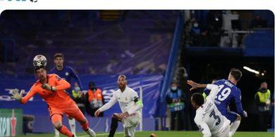 Hasil Liga Champions - Atasi Perlawanan Real Madrid, Chelsea Tantang Man City di Final
