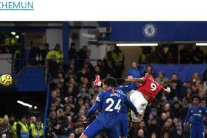 Chelsea Vs Man United - Frank Lampard Ganti 1 Pemain Menit 12, Setan Merah Unggul