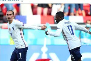 Rekor EURO 2020 - Griezmann Tempel Cristiano Ronaldo dan Platini Jadi Pencetak Gol Sepanjang Masa