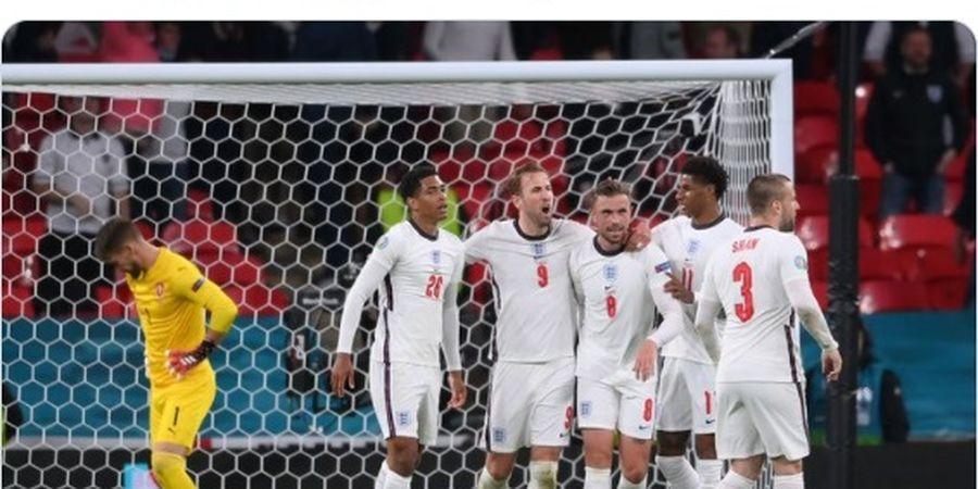 Klasemen EURO 2020 - Inggris Kudeta Republik Ceska, Kroasia Bangkit di Laga Akhir